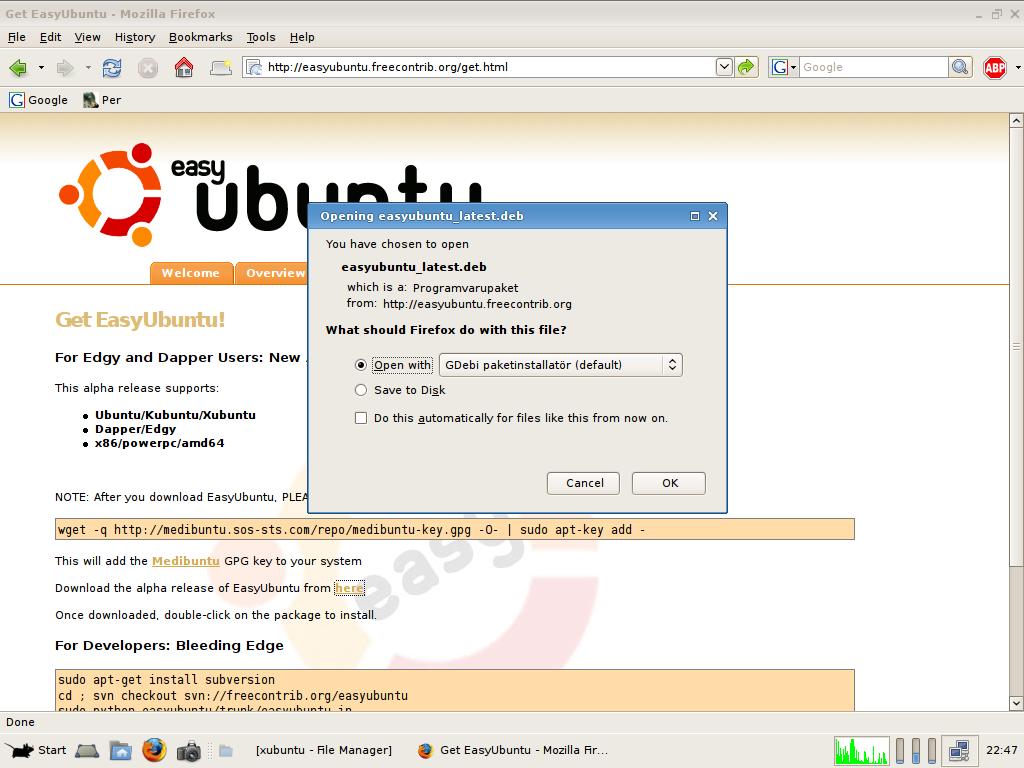 http://www.pererikstrandberg.se/blog/install_xubuntu710/screenshot039_install_easy_ubuntu.png