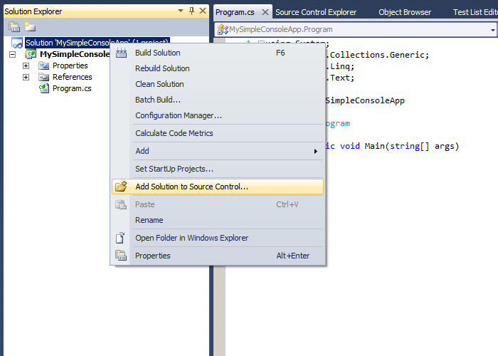 http://www.pererikstrandberg.se/blog/testing-visual-studio/49-add-solution-to-source-control.png